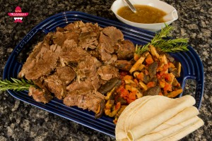 Best Leg of   Lamb Platter